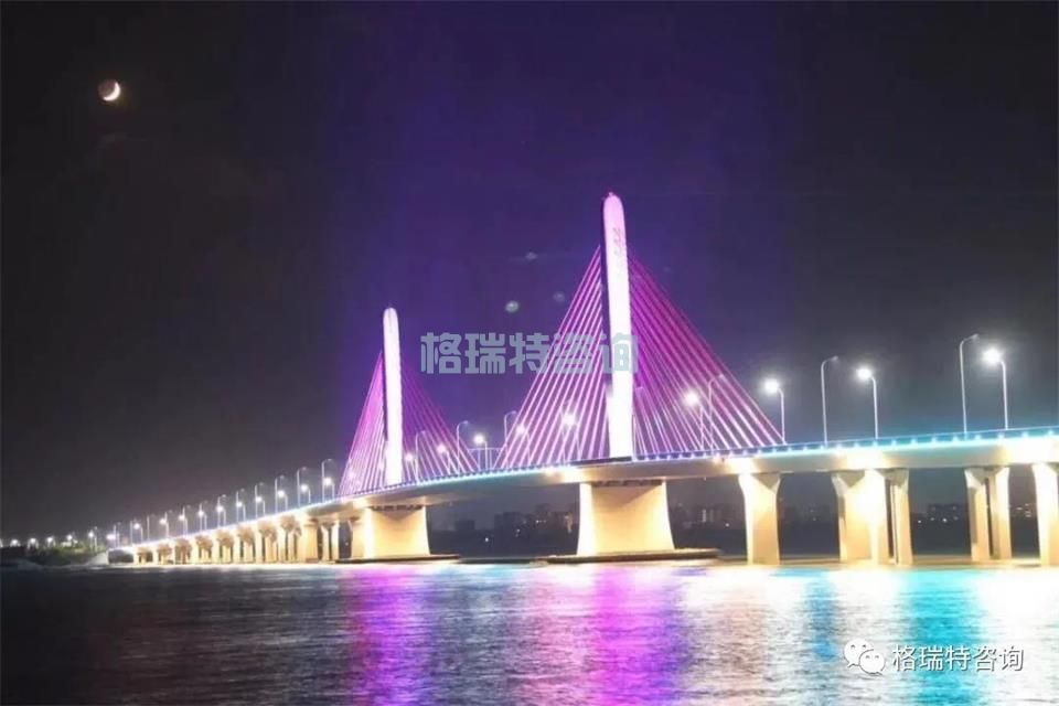 Weihai Xiangshuihe bridge